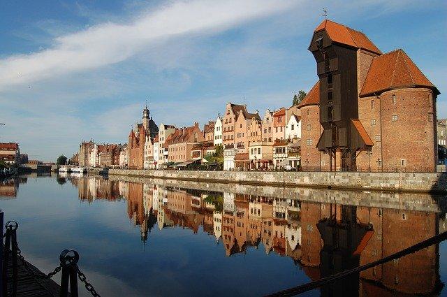 Gdańsk: wspaniałe miejsce na urlop